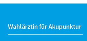 Akupunktur in Linz – Dr. Barbara Streibl